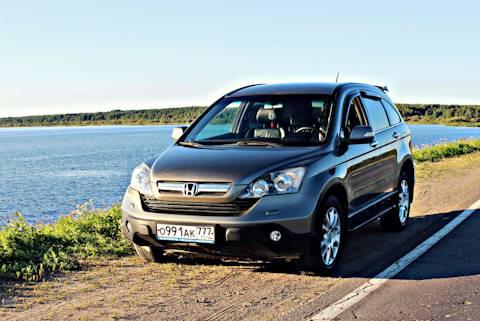 Honda cr-v 4 (rm / 2012-2018) – два капитана