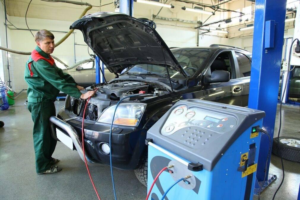 Установка кондиционера в автомобиль – с нуля и своими руками + видео » автоноватор