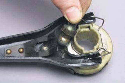 Менять ли выжимной подшипник при замене диска и корзины сцепления - иксора