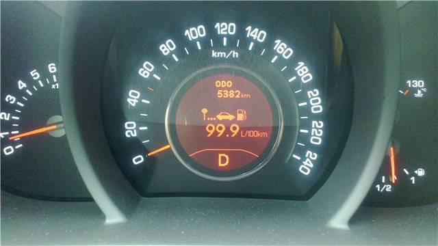 Снова про расход топлива. что и на сколько увеличивает расход бензина?