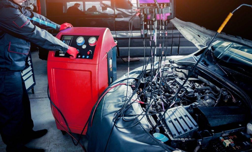 Автомобильный кондиционер, правильное обслуживание и уход