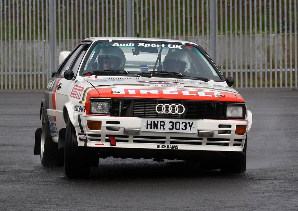 Audi sport quattro - вики