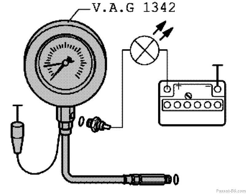 Установка электронного тахометра на карбюраторный двигатель — схема подключения