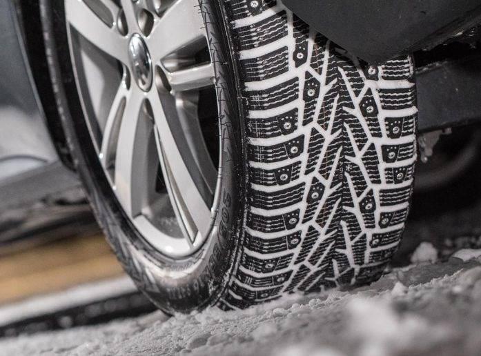 Как обкатать зимние шипованные шины: способы, особенности и рекомендации :: syl.ru