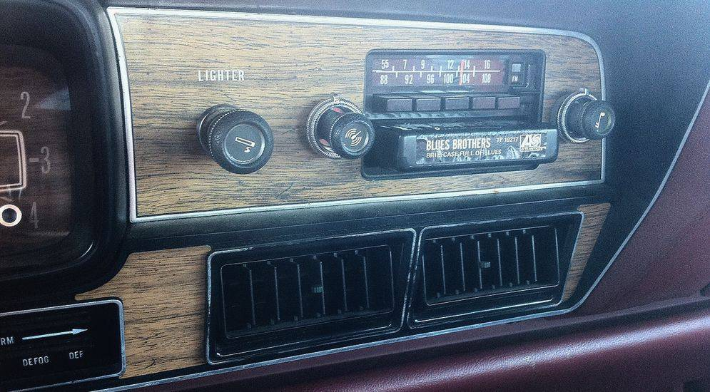 Мир на колесах: музыка в машине 20 века: от грампластинок до сd