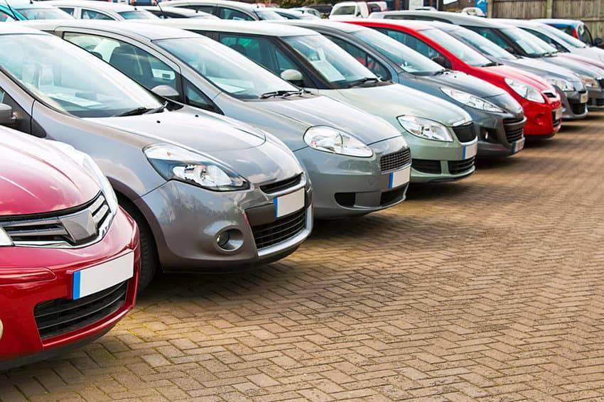 Самые популярные автомобили с пробегом в возрасте от 5 до 7 лет