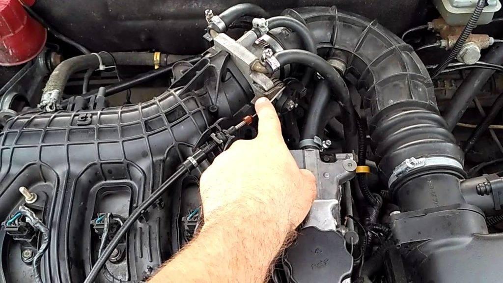 Почему двигатель не тянет? причины падения мощности