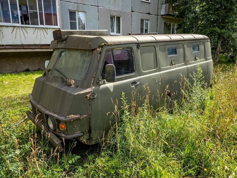 """Советская """"буханка"""" и почему в европе за не платят миллионы"""