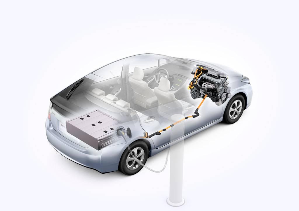 Гибридный двигатель: что это такое?