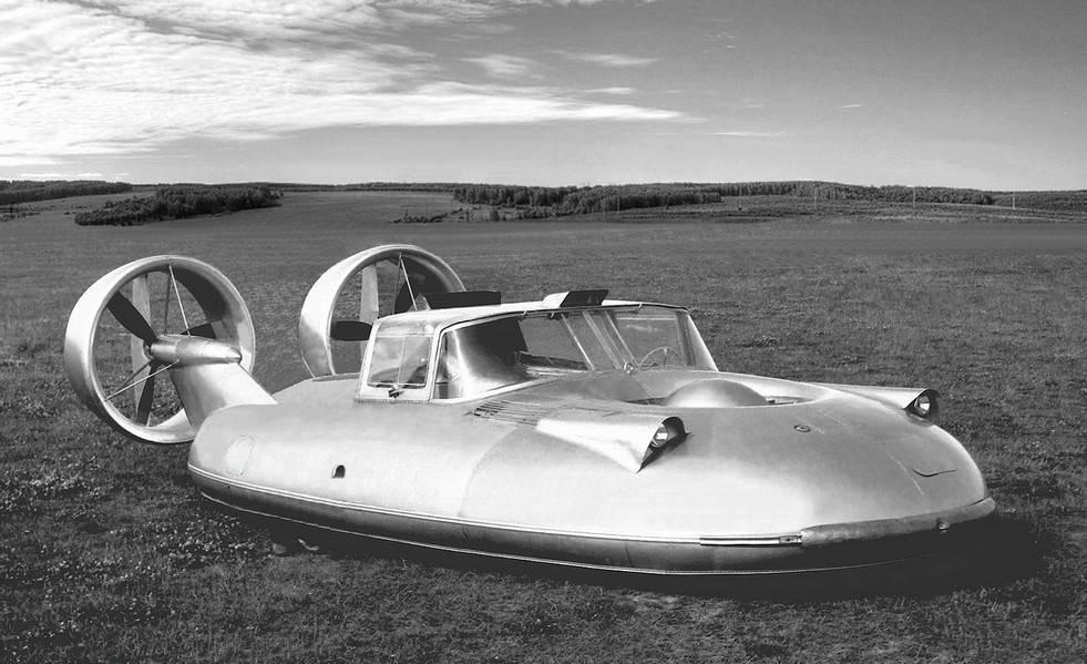 На работу без пробок: какое будущее ждет летающие автомобили