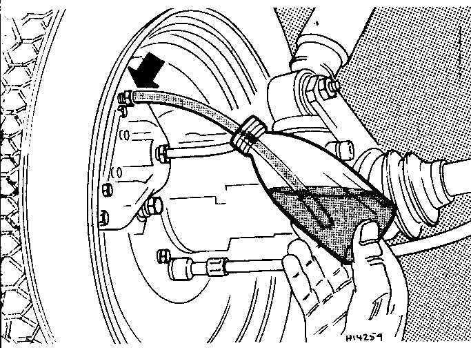 Как удалить воздух из тормозной системы своими руками как удалить воздух из тормозной системы своими руками
