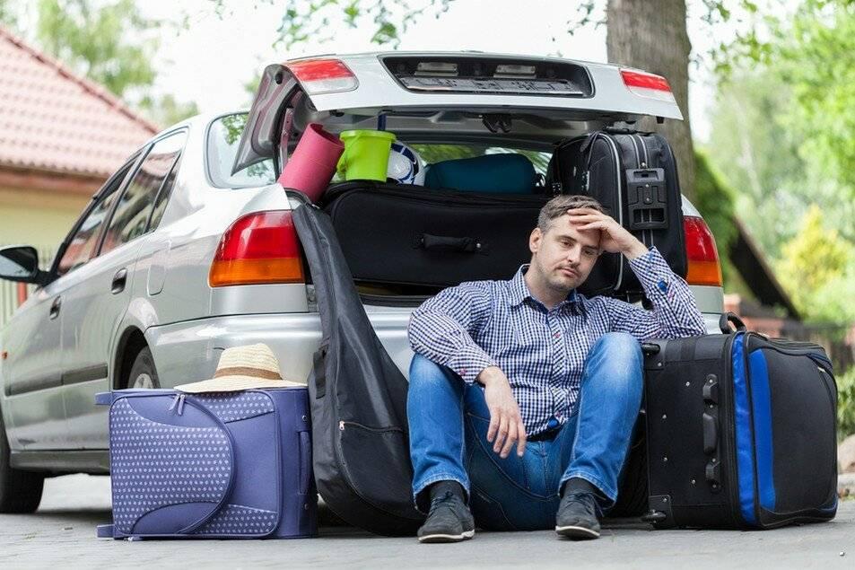 Личный опыт: я путешествую на арендованных машинах