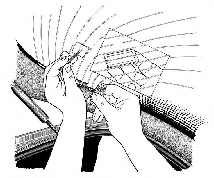 Неисправности обогрева заднего стекла и его ремонт своими руками