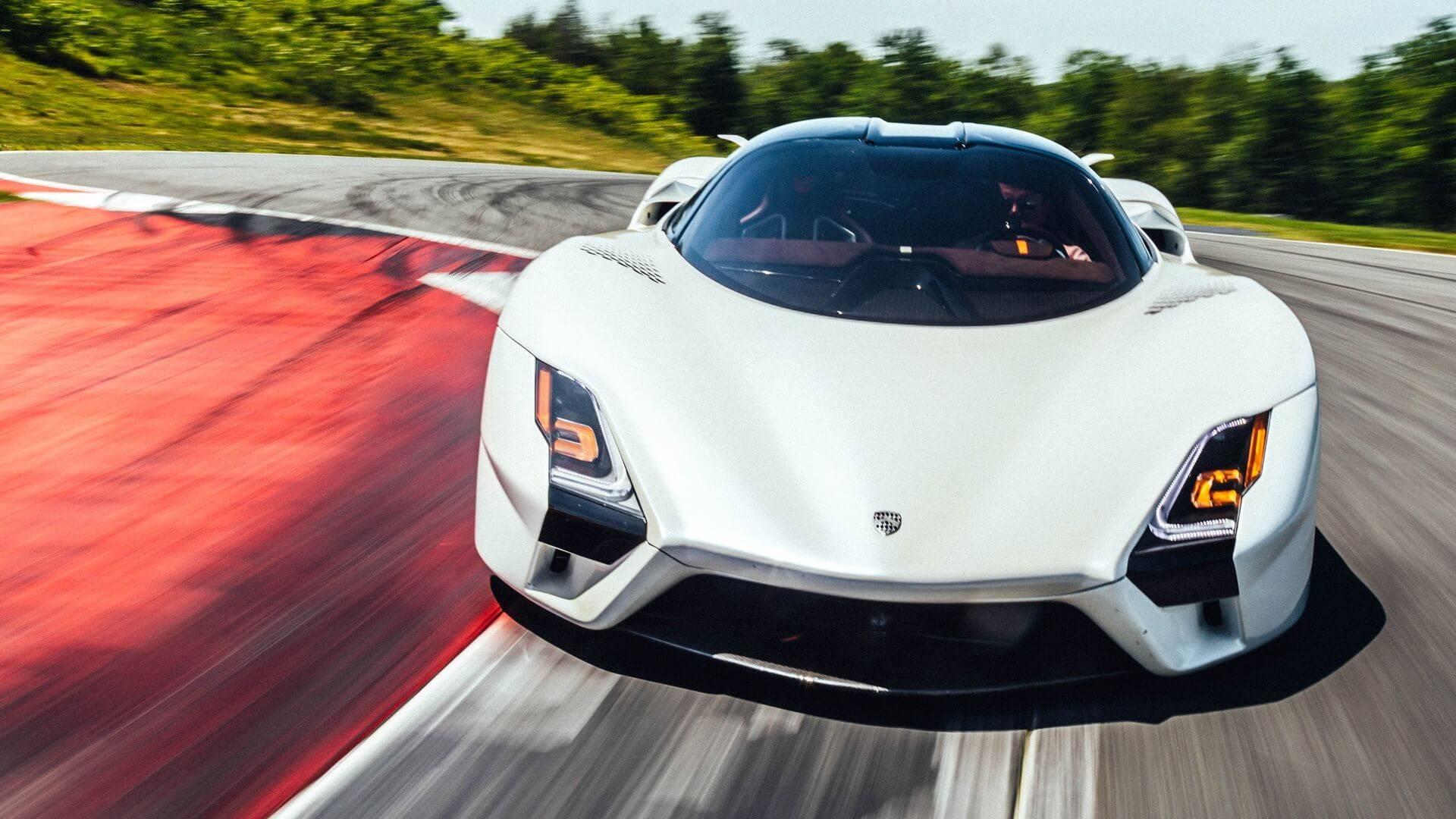 Самые скоростные автомобили на российских дорогах
