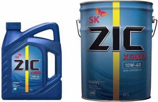 Моторное масло zic: виды масел + отзывы