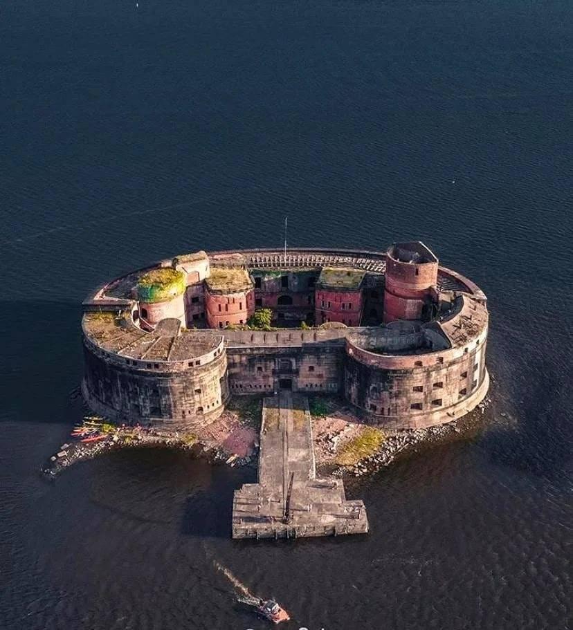 Парк «остров фортов», кронштадт — открытие нового парка вмф, адрес, официальный сайт, на карте, фото