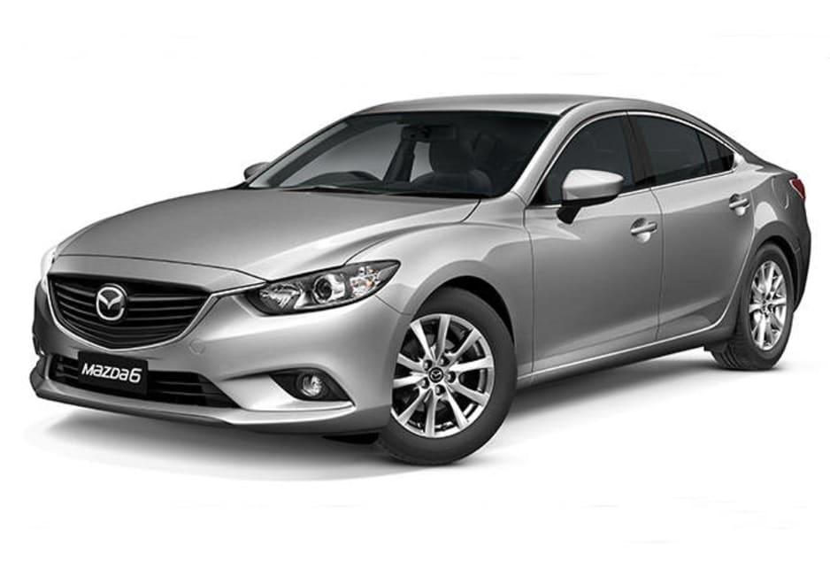 Почему Mazda 6 (GJ) так напоминает BMW? Camry и Optima не нужны!