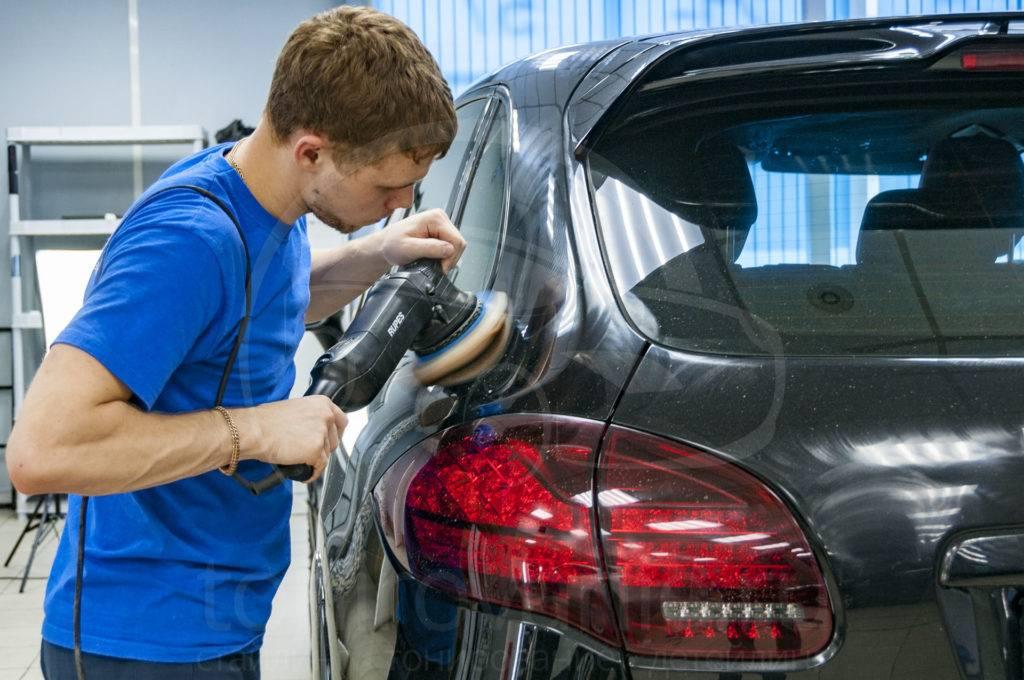 Предпродажная подготовка автомобиля - что входит в пп и проверку