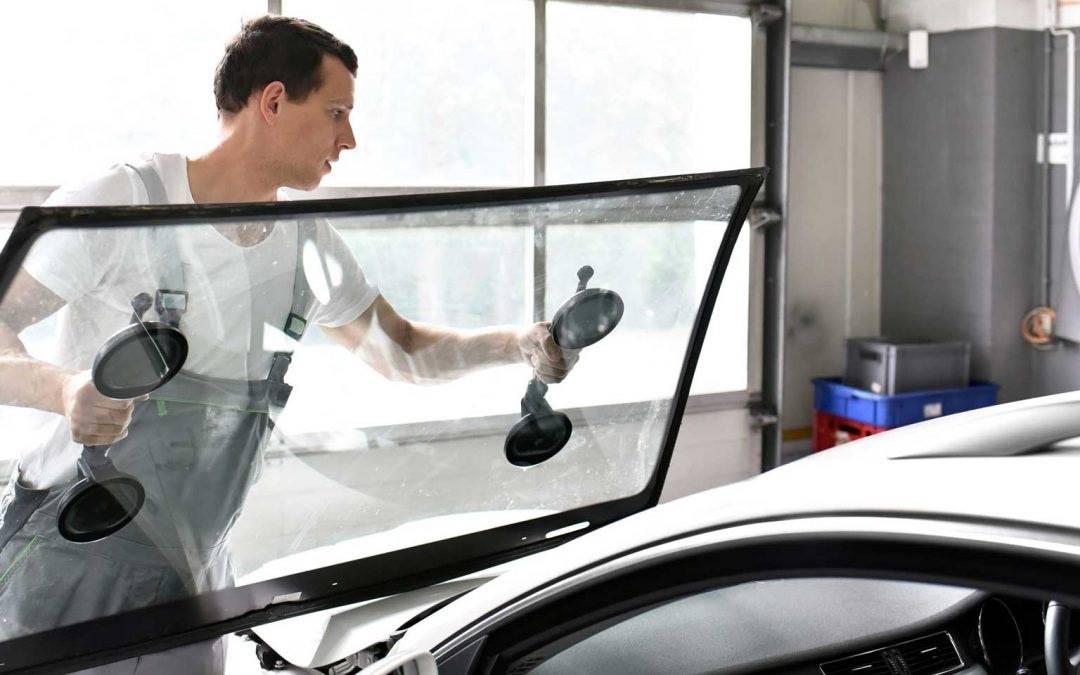 Замена лобового стекла: что нужно знать, отдавая машину на сервис