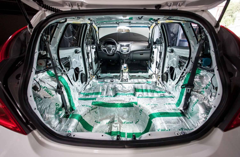 4 автомобиля с самой хорошей шумоизоляцией