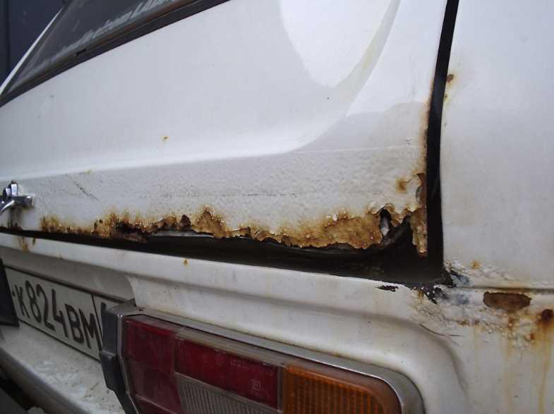 Коррозия металлов. почему ржавеют автомобильные кузова?