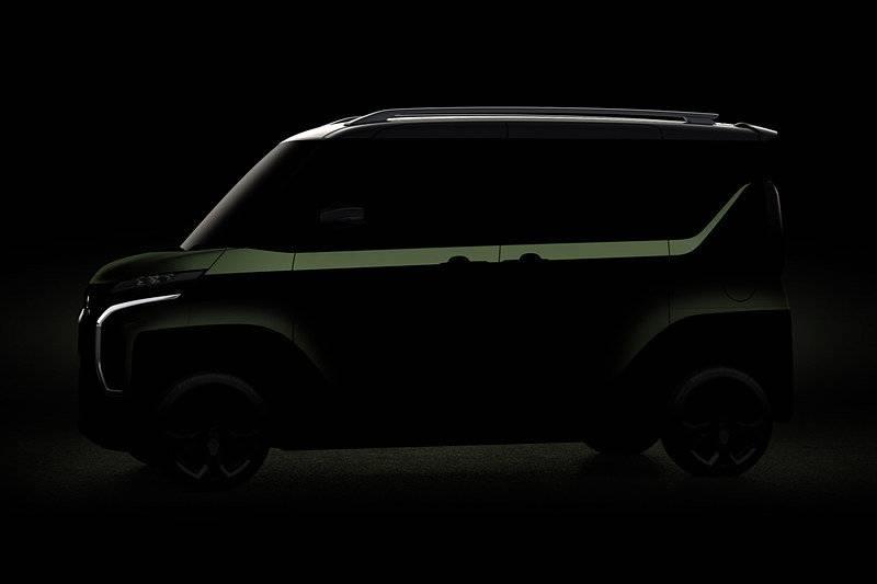 Nissan и mitsubishi представили свой новый кей-кар для рынка японии