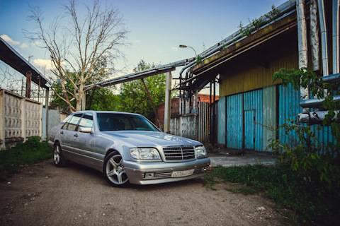 Mercedes-benz w140 - вики