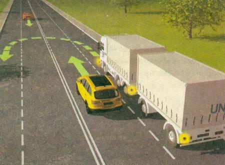 Движение по односторонней дороге во встречном направлении — штраф или лишение
