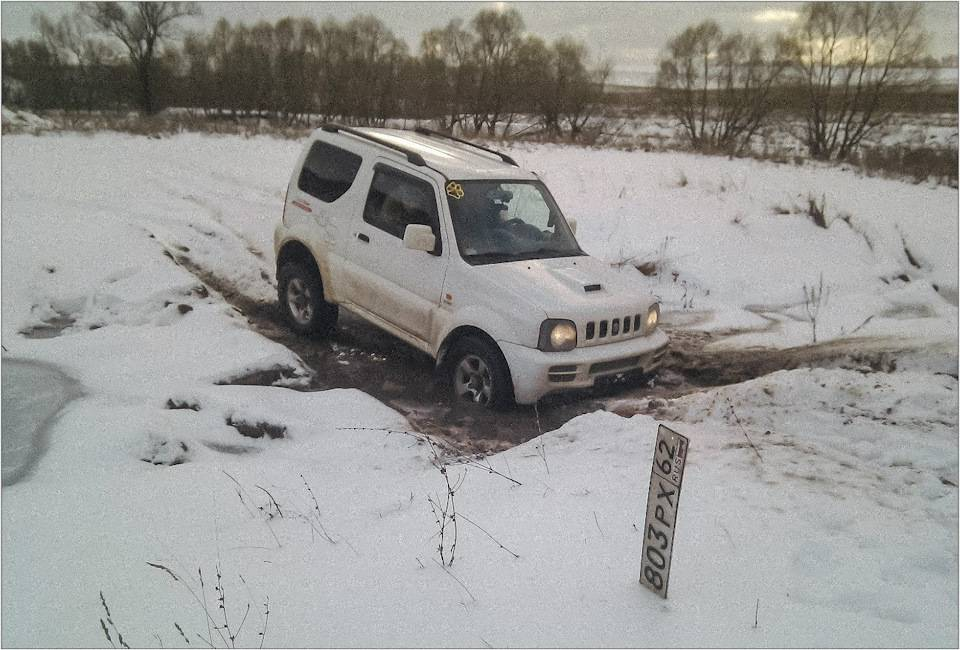 Suzuki jimny - проблемы и неисправности