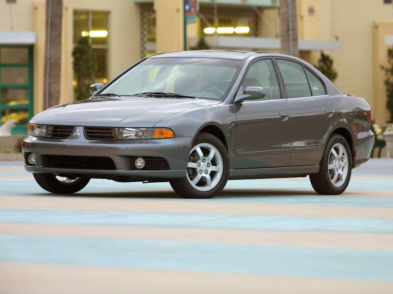 Жизнь после: стоит ли покупать Mitsubishi Galant VIII