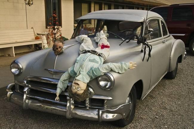 Автомобили-убийцы в кино: рейтинг самых страшных машин | autodriving.net