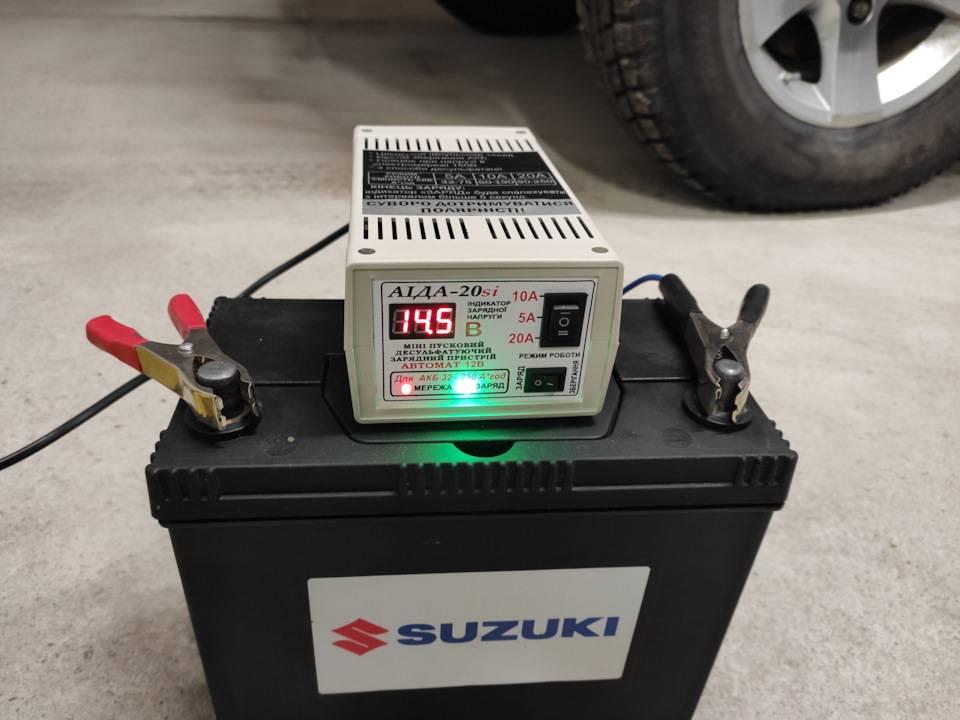 Как заряжать тяговые аккумуляторы   электрофорс