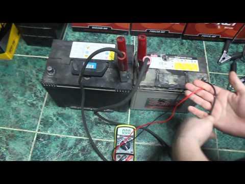 Как правильно зарядить акб автомобиля зарядным устройством