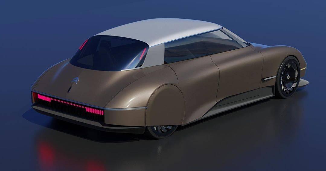 Citroёn 19_19 concept – ультракомфортная мобильность завтрашнего дня