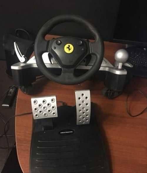 Лучший игровой руль для пк: модели с коробкой передач и педалями, отзывы