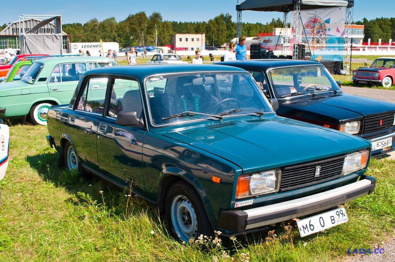 Стало известно, какие «Жигули» покупают россияне чаще всего