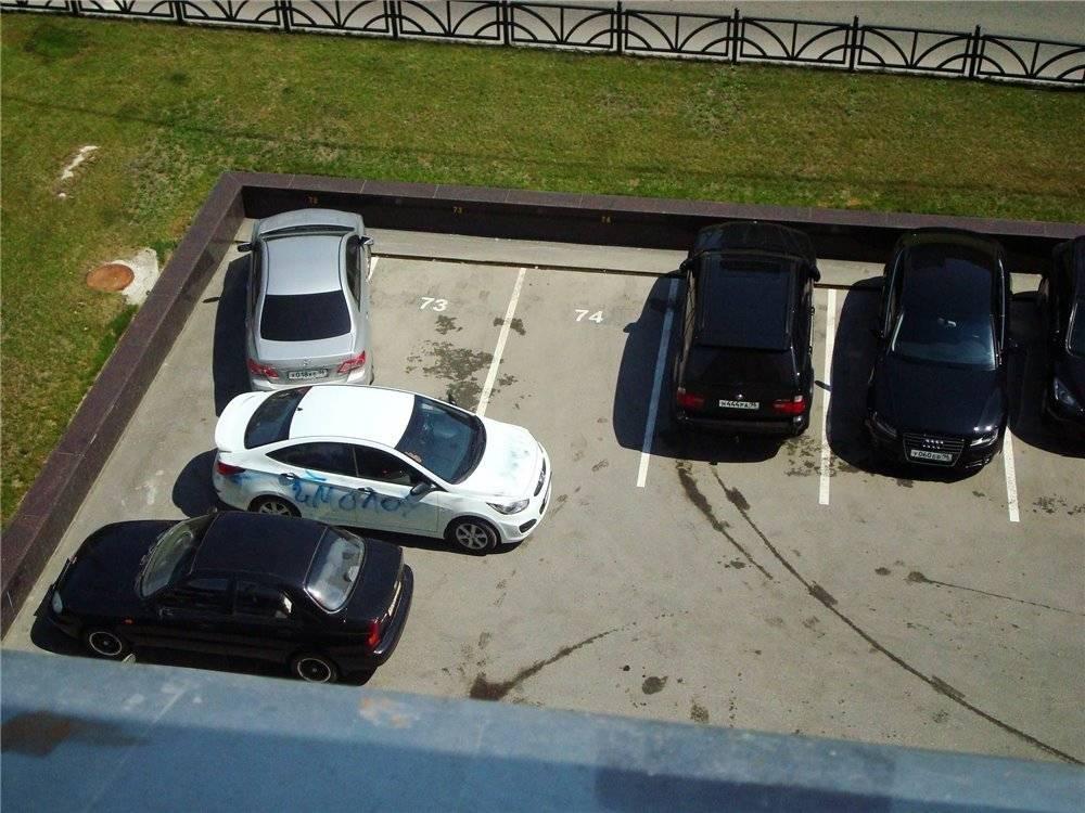 Система мониторинга слепых зон - помощь автолюбителю
