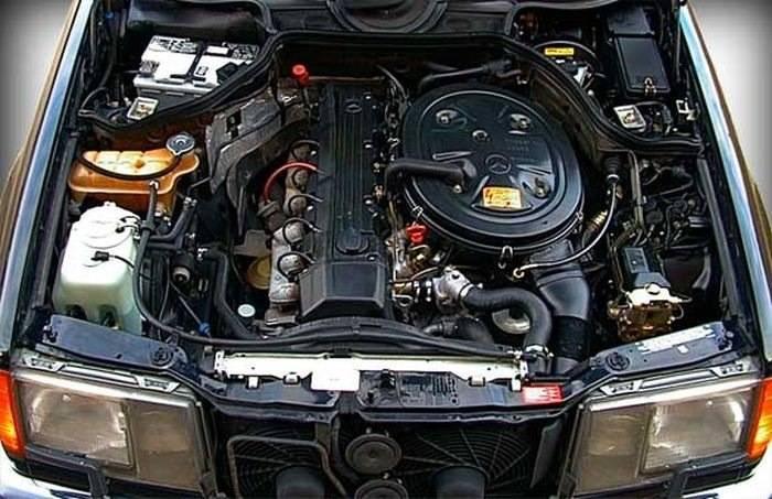 Mercedes-benz w124 с пробегом: какой мотор выбрать, и доживают ли акпп до наших дней. mercedes-benz w124 с пробегом: какой мотор выбрать, и доживают ли акпп до наших дней двигатель на мерседес 124 104 2.8 объем