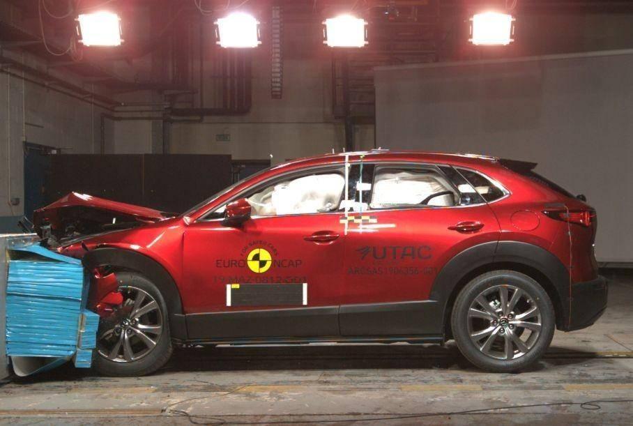 Назван самый безопасный автомобиль в мире