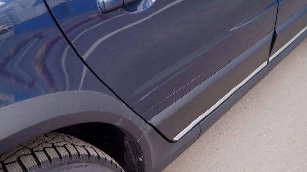 Конфетки: некрашеная volvo xc70 с пробегом 189 тысяч от одного владельца | автомобильный портал