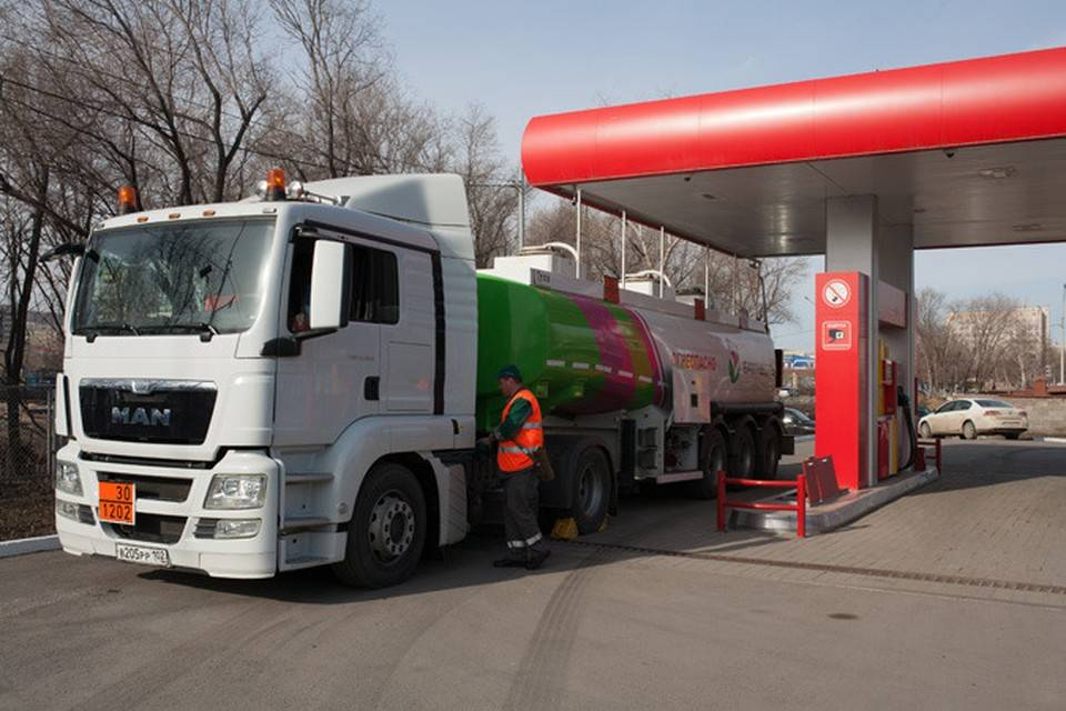 16 видов топлива, на котором могут передвигаться автомобили