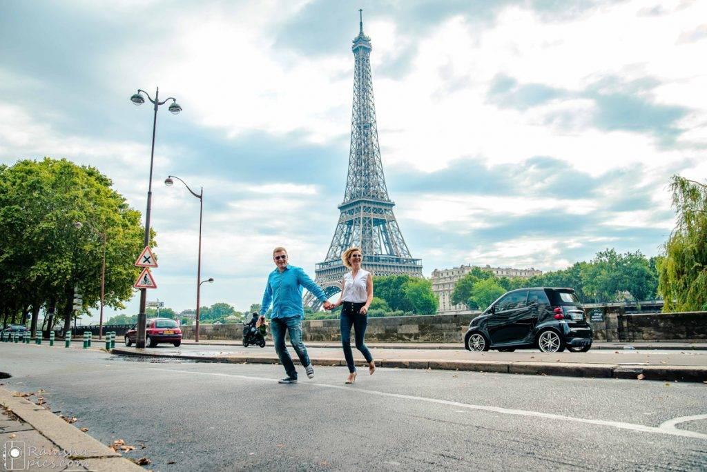 14 отелей парижа с видом на эйфелеву башню | вояжист