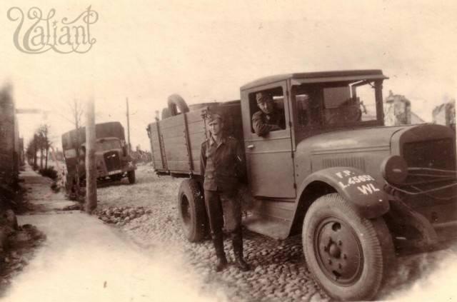 Зис-5— грузовик победы— журнал зарулем