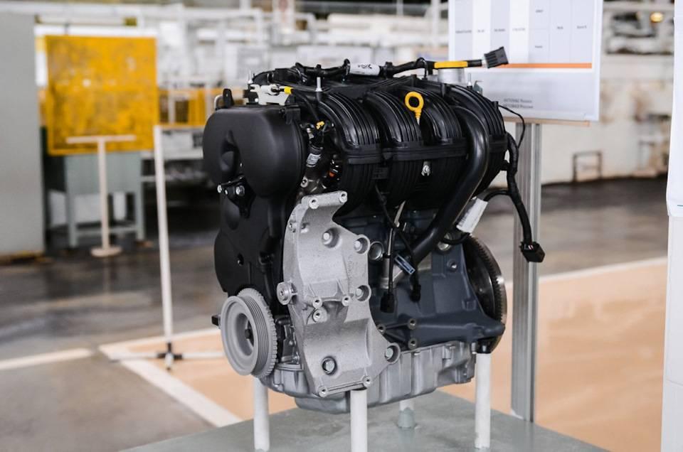 Двигатель ваз 21179 1,8л. 16-клапанный инжекторный