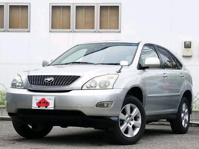 Lexus RX 300 или Toyota Harrier I: а есть ли разница?