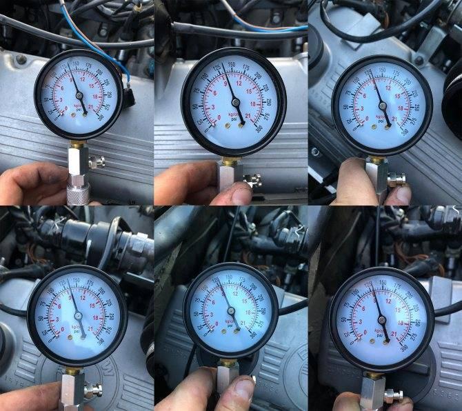 Разная компрессия в цилиндрах. почему и что делать? разбираемся с технической стороны.