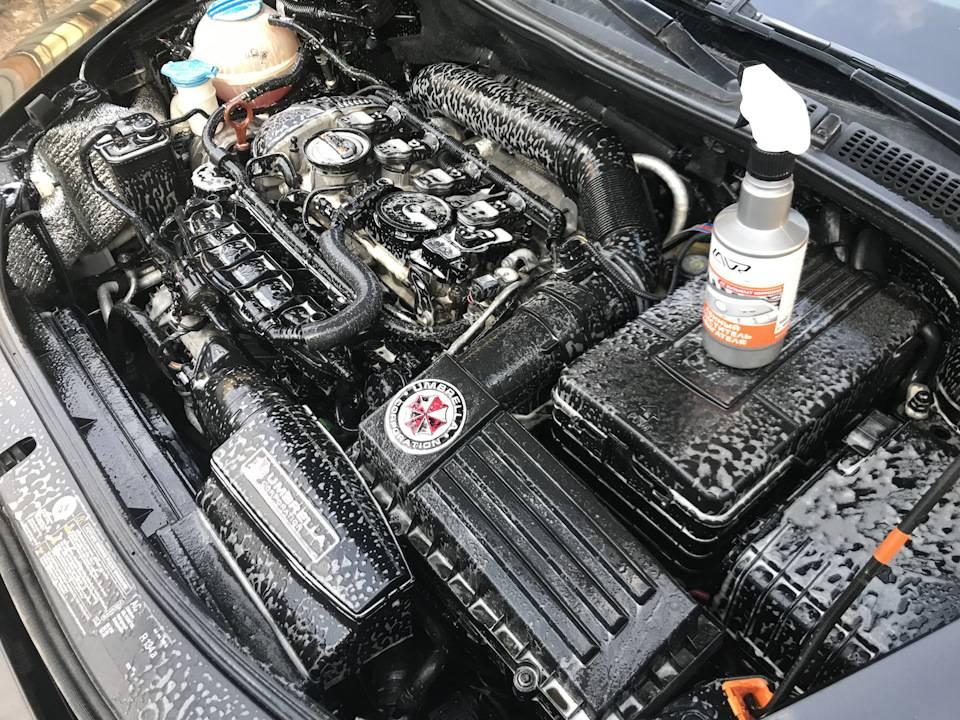 Как мыть двигателя автомобиля своими руками – когда и чем лучше? + видео » автоноватор
