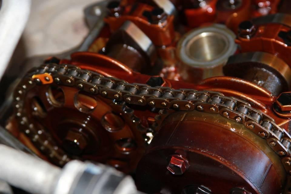 5 моторов с самыми надежными цепями ГРМ