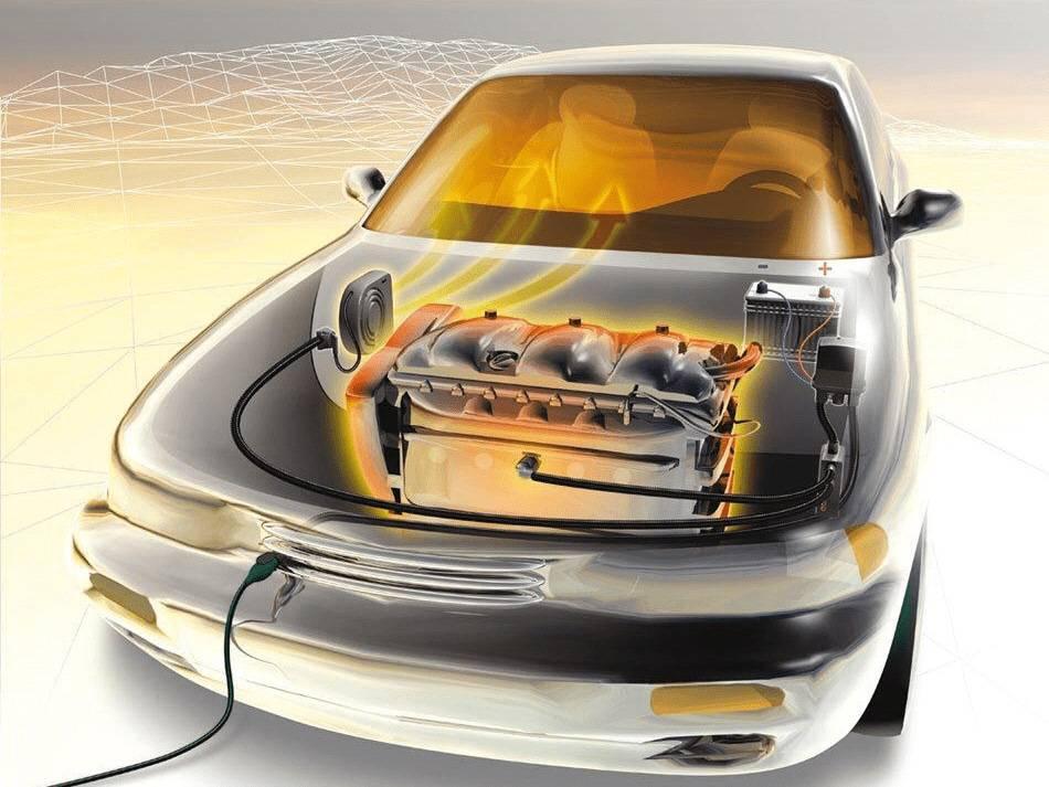 При какой температуре дизельного двигателя можно начинать движение