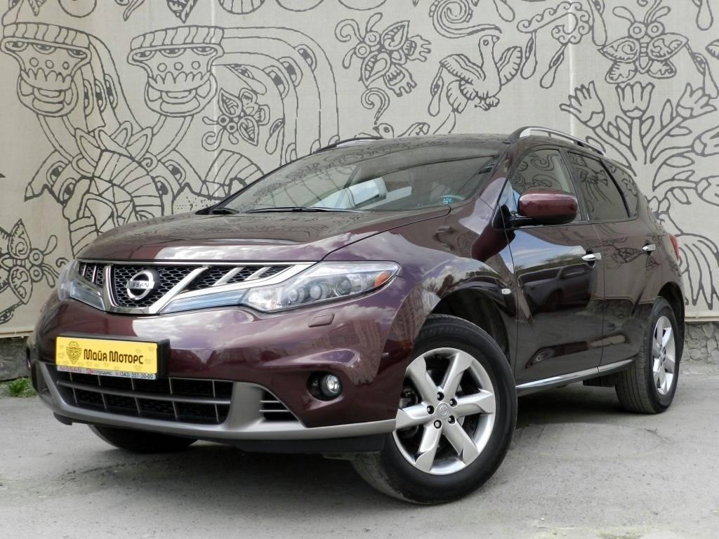 Nissan murano i с пробегом: глубокая разнообразная коррозия и мутные фары